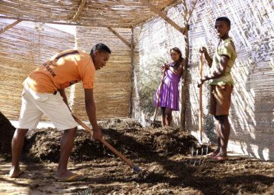 Formation agricole, élevage et écotourisme